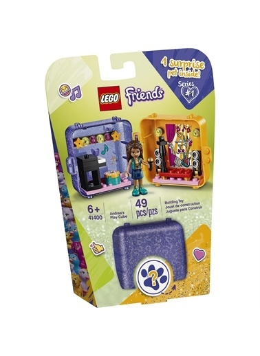 Lego  Friends Andreas Cube 41400 Renkli